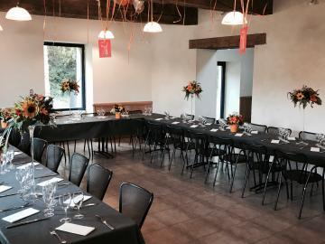 Location de salle au Restaurant le HOO à St Grégoire 35
